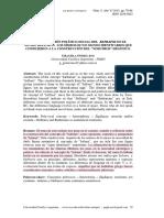 Gómez de Aso - La Construccion Politico-social Del Bárbaro