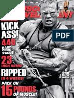 Muscular Development №6 2009