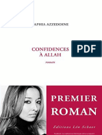 Confidences+a+Allah+ +Saphia+Azzeddine 1