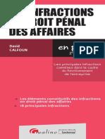 9782297092630 Infractions Droit Penal Affaires Extrait