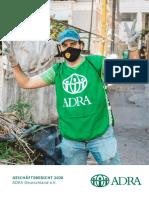 ADRA Geschäftsbericht 2020