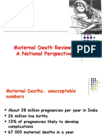 MDR- National Perspective-WB-2011