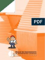 Manual de Assentamento de Revestimentos Cerâmicos