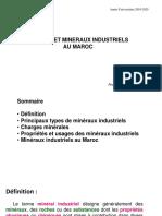 Chapitre V_Roches industrielles