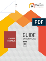 DAR Al Moukawil Guide 9 Pedagogie Financiere
