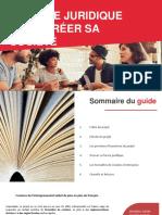 Guide Juridique Pour Creer Sa Societe