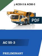 AC 55-3 AC60-3 Training Manual v 1.1