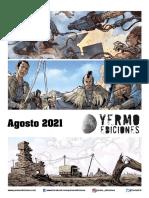 Novedades Yermo agosto 2021