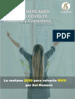 eBook Redes de Mercadeo Despues Del Covid 19