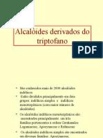 Alcalóides triptofano