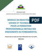 4. Didactique Des Sciences Et Techniques VF