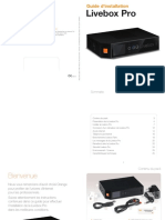Guide LiveboxProV3
