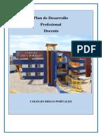 PLAN Dº DOCENTE DP 2021