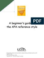 APA Referencing (2)