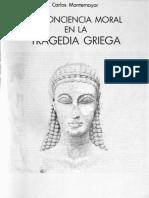 Montemayor_ La Conciencia Moral en La Tragedia Griega