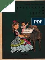 ROCHA Iniciação Ao Piano 1ª Parte