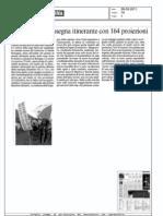 Corriere Bologna del 29 marzo 2011