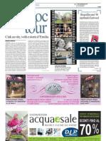 Repubblica Bologna del 29 marzo 2011