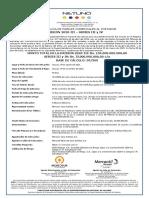 Aviso Prensa NETUNO Emisión 2020-III SerieIII y Serie IV