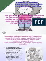 Presentación libro promoción salud