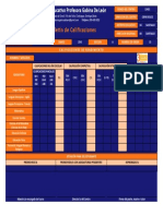 BOLETIN DE CALIFICACIONES - 3RO - 2020-2021
