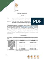 CIRCULAR VIACI No. 036 - 2021  - OFERTA EVALUACIONES 2021 1602