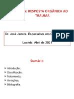 Transtorno Orgânico No Trauma (1)
