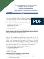 Microsoft Word - Exs letras e livranças
