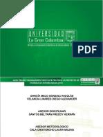 PRESENTACION PROJECT MANAGEMENT INSTITUTE PMI PARA UN PROYECTO DE VIVIENDA DE INTERES SOCIAL (VIS
