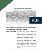 Módulo I movimientos de la didactica