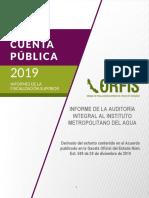 001 Instituto Metropolitano Del Agua