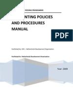 Accounting Procedures Manual[1]