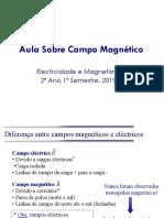 Aula Sobre Campo Magnético