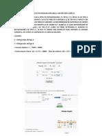 EJERCICIOS DE PROGRAMACION LINEAL METODO SIMPLEX