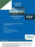 1.2TIPOLOGIAS DE PUENTES Y SISTEMAS CONSTRUCTIVOS