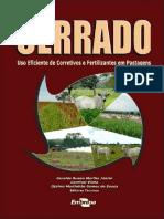 CERRADO-Uso Eficiente de Corretivos e Fertilizantes Em Pastagens
