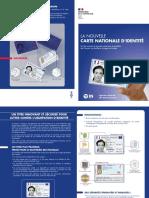 Brochure Carte Identite