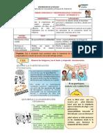 ACTIVIDAD DE  APRENDIZAJE 02 CICLO VI