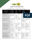 Training-Plan-Template