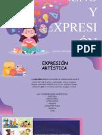1 SEMANA DISEÑO Y EXPRESIÓN ARTISTICA