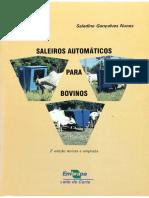 Saleiros automaticos para bovinos