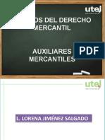 PRESENTACIÓN SUJETOS DEL DERECHO MERCANTIL UNIDAD 6 mexico