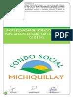 Bases Estándar LP N° 005-2021 Obras Campo Pampa Grande