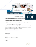 01.-SERIE G E Financiamiento Corto Plazo