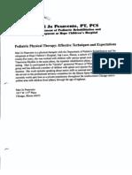 Pesavento Handouts