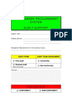 guideline_audit environment