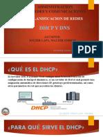Dhcp y DNS _ Solier Lapa Walter Edison