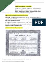 Como Constituir Una Sociedad Anonima.pdf
