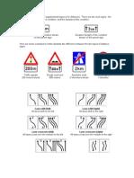 german road signs #2