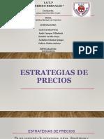 ESTRATEGIAS DE PRECIOS 2